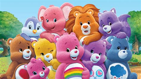 netflix rebooting care bears animated series hollywood reporter