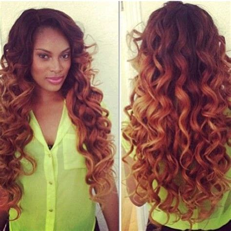 brazilian wave style curls hair and style on pinterest