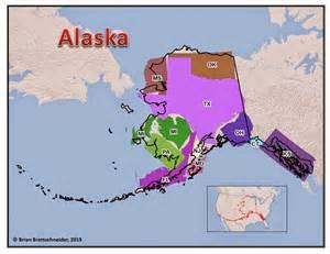 brian b s climate alaska size comparison maps