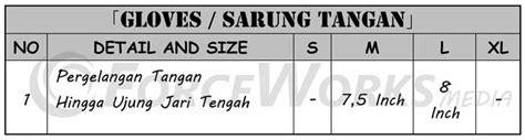 Ready Stock Jaket Jaket Terbaru Berkualitas 172 ukuran respiro sizing chart