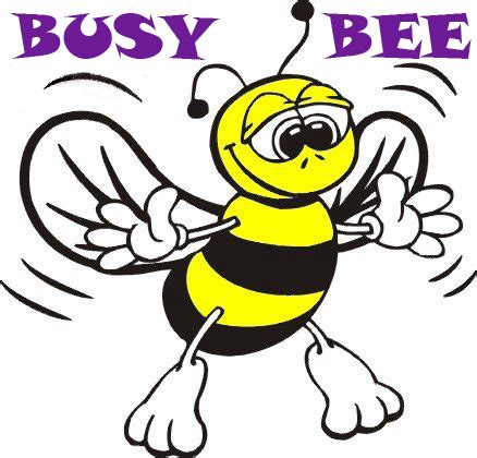 Busy Bee by Busy Bee Dystonia And Me