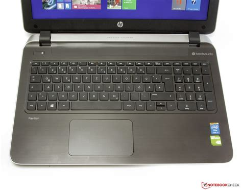 hp alm microsoft excel add in hewlett packard enterprise hp pavilion 15 p008ng notebook review notebookcheck net