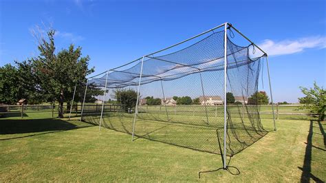 portable backyard batting cages gallery for portable backyard batting cages backyard ideas