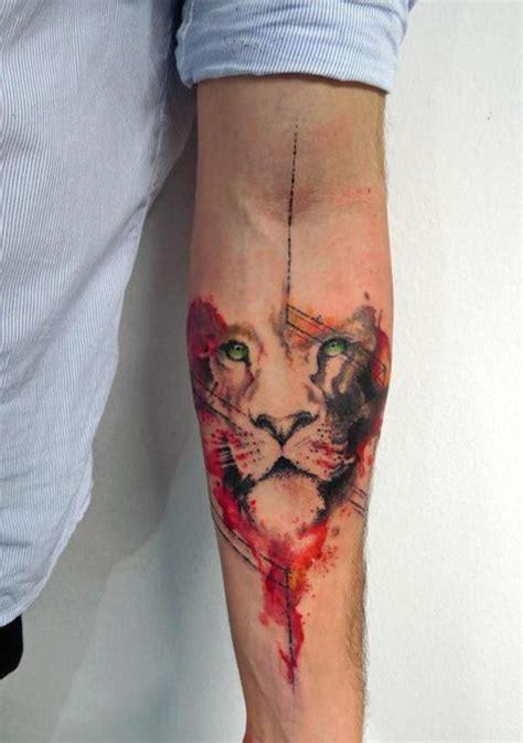 imagenes tatuajes acuarela 20 originales tatuajes de acuarela que todos querr 225 n tener