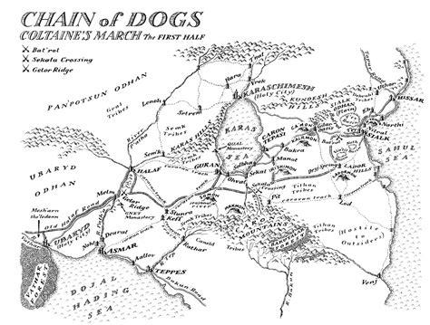 malazan map woodge maps collection
