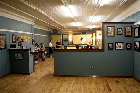 Interior Decorating Ideas For Home Village Tattoo Parlor Shop In Downtown Romeo Michigan