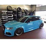 Audi A3 8V Tuning WOW  YouTube