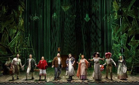 The Woods kennedy center into the woods the roarbotsthe roarbots