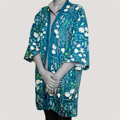 Jual Kimono Transparan kimono cardigan 3