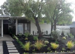 mid century modern landscaping mid century modern landscape transformation midcentury