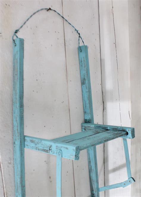 Quilt Rack With Shelf by 28 Quot T Vintage Wood Ladder Towel Quilt Rack Shelf