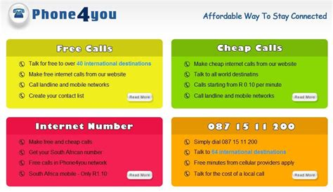 Phone Number Lookup International Calls Phone4you Free International Calls Get South Number Free Pc To Phone