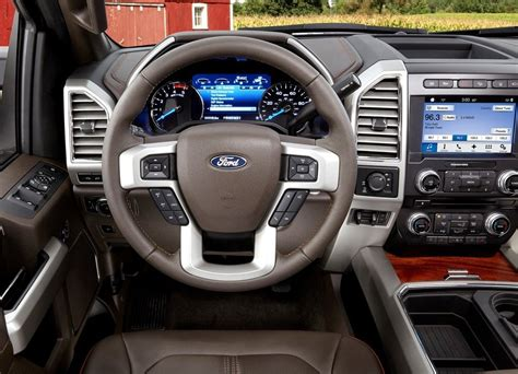 F350 Interior by 2017 Ford F350 Release Date Pictures And Redesign