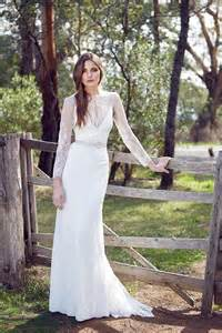 wedding dresses for a fall wedding gorgeous sleeve fall wedding dress weddinginclude