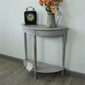 Half Moon Console Table Millan Range Half Moon Console Table Melody Maison 174