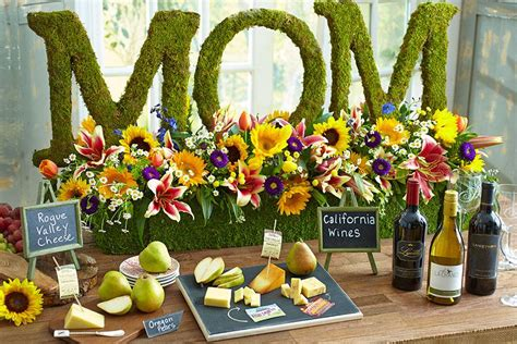 mother s day decorations mother s day wine tasting throw a party fit for mother