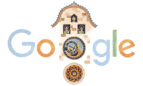 doodle anniversary 605th anniversary of prague astronomical clock