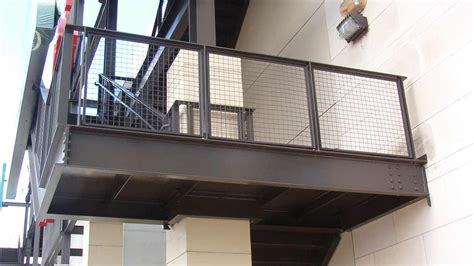 10 standout stair railings and why they work uncategorized industrial stair railing