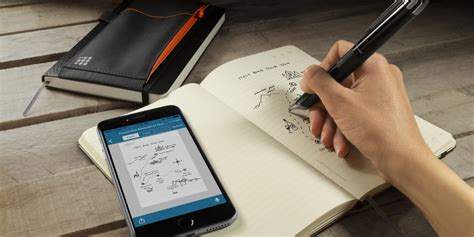 Livescribe Smartpen Flytop For Grown Ups by Livescribe Teams Up With Moleskine To Create A Special