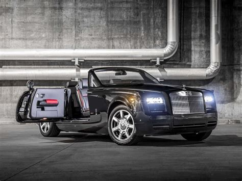 Limited Edition Fiber custom carbon fibre limited edition rolls royce revealed