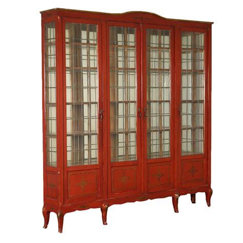 libreria in stile vetrina libreria in stile mobili in stile bottega