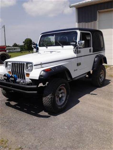 Square Jeep Modified Square 88 Yj