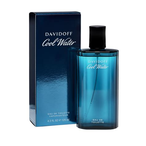 Parfum Davidoff Water davidoff cool water eau de toilette spray 125ml at wilko