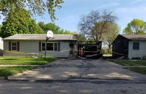 two spencer homes damaged in kicd 107 7 fm