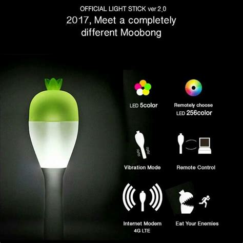 Mamamoo Official Lightstick wtb lf mamamoo official lightstick ver 2 k wave di
