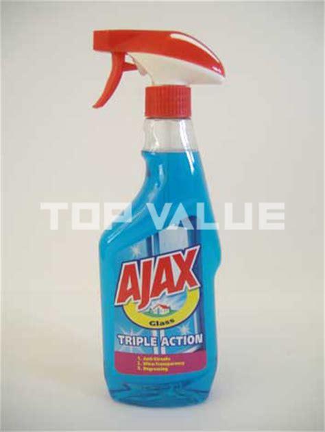 ajax bathroom cleaner topvalue