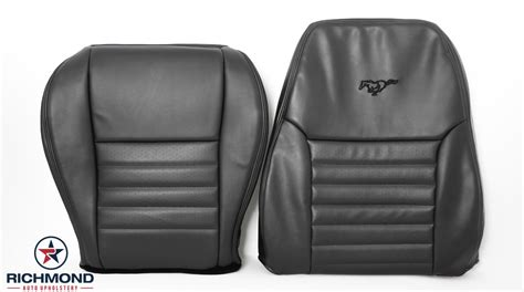 ford mustang leather seat covers 1999 2004 ford mustang gt leather seat driver side