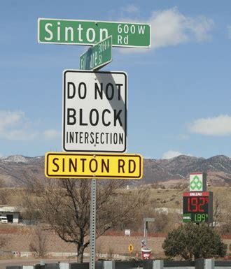 1675 Garden Of The Gods Road by Cdot Sets 2nd Meeting On Denied Sinton Road Access From Eb
