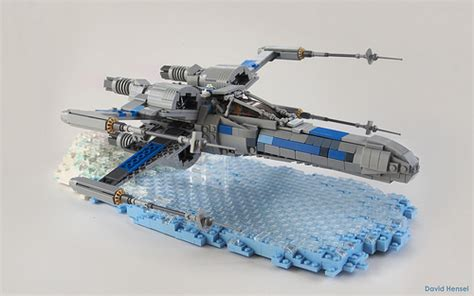 Marsmello Bomber resistance t 70 x wing starfighter from the awakens