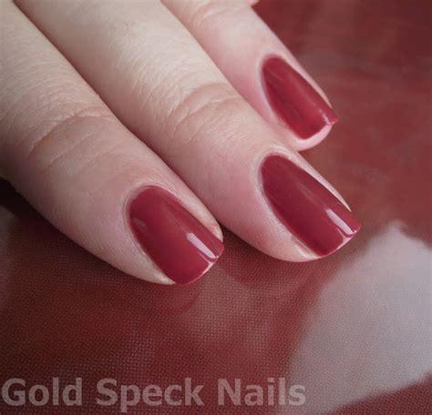 Revlon Nail Colour Teak gold speck nails revlon teak swatches