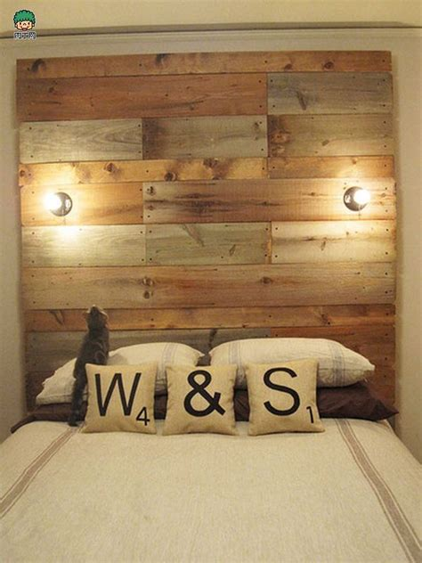 how to make a simple headboard how to make a pallet upcycle bedhead sika for diy and