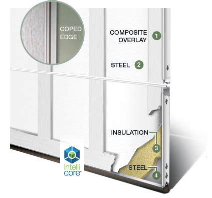 garage door technology coachman collection garage doors door systems