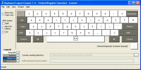 layout creator microsoft keyboard layout creator