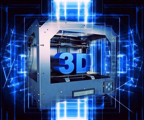 Printer Foto 3d metalen 3d printer met abstracte lijnen foto gratis
