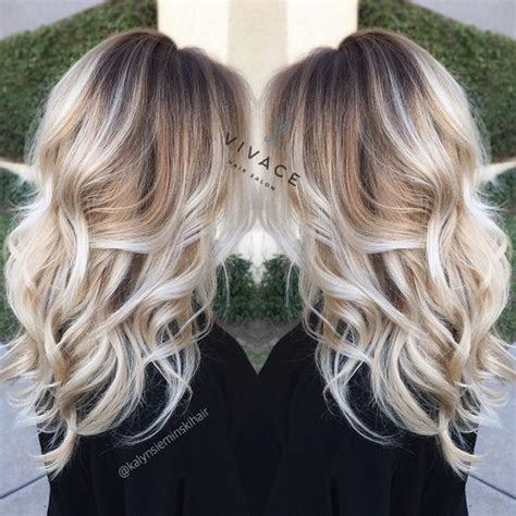 gallery blonde highlights onbre 25 beautiful balayage hairstyles beautiful bright