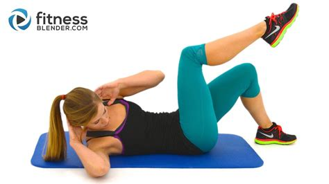 minute abs workout  home abs  obliques