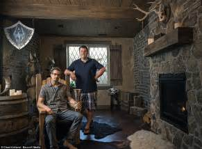 skyrim home decorating utah man spends three years and 50k creating elder