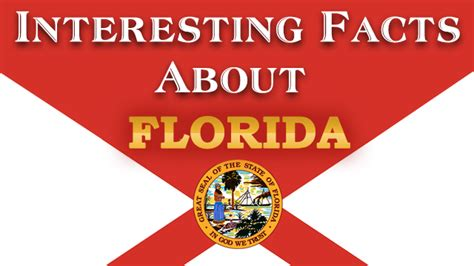 interesting facts about florida mental itch