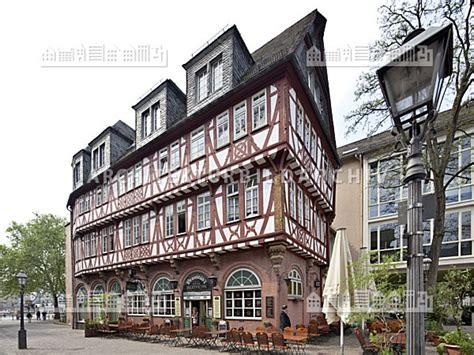 lertheim deutsches haus haus wertheim frankfurt am architektur bildarchiv