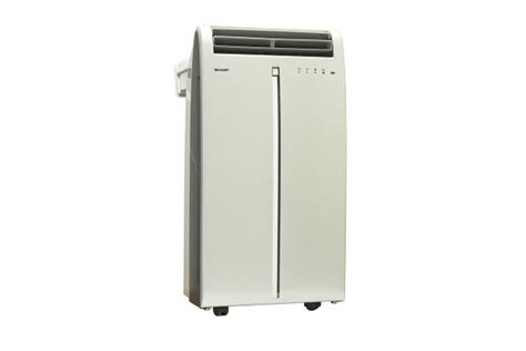 Ac Portable Low Watt Murah harga sharp cv p09grv air conditioner portable silver