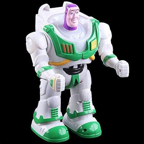 Mainan Anak Robot Buzz Light Year Toys Story 4 Termurah robots story electronic talking and walking buzz lightyear robot was sold for r85 00 on 30