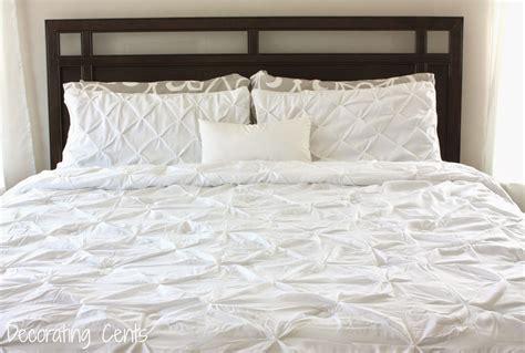 white pintuck comforter white pintuck comforter 28 images buy chezmoi