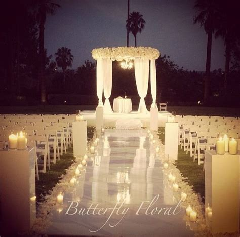 Best 25  Night time wedding ideas on Pinterest   Night