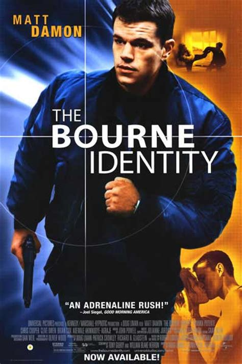 matt damon the bourne series bourne identity poster see best of photos of the