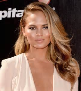 chrissy teigen hair color trend 101 time to get bronde butterfly culture club