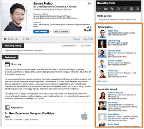 Top Mba Candidate Linkedin by Complete Guide On How To Use Linkedin Recruiter Aeroleads